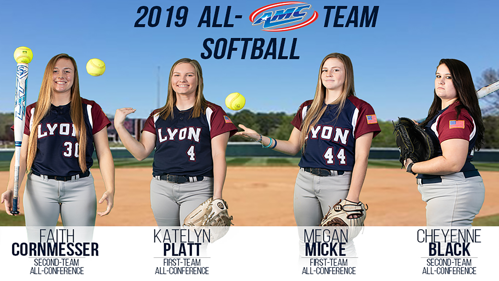 Scots Garner Four All-Conference Honorees - Lyon College